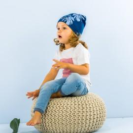 Pupill Dívčí klobouk přechod granát Penelope