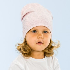 Pupill Dívčí klobouk přechod růžová Tina