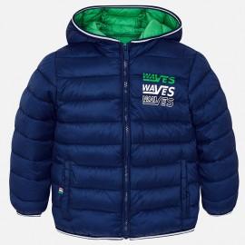 Mayoral 3436-95 Prošívaná bunda chlapecké námořnictvo modré