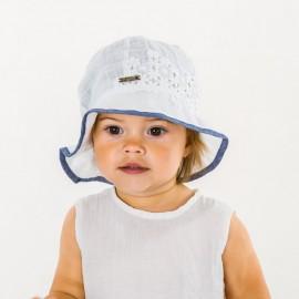 Dívčí čepice pro letní Pupill AURELIE