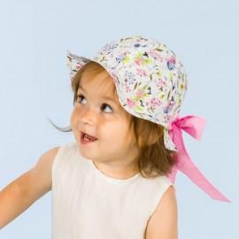 Dívčí čepice pro letní MELISSA Pupill