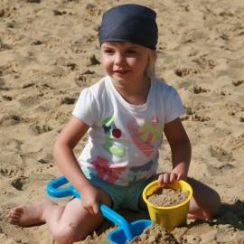 Dívčí trojúhelník bandana pro letní granát Pupill NEIWA-G
