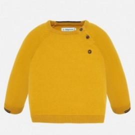 Hladký bavlněný svetr pro chlapce Mayoral 309-85