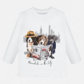 Tričko s dlouhým rukávem pro chlapce Mayoral 2022-77