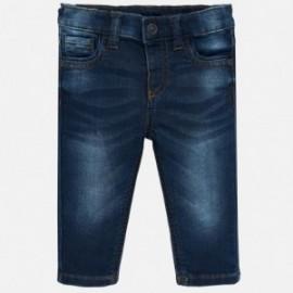 Kalhoty s měkkými džínsy chlapců Mayoral 2542-50