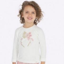 Košile s dlouhým rukávem pro dívky Mayoral 4005-26