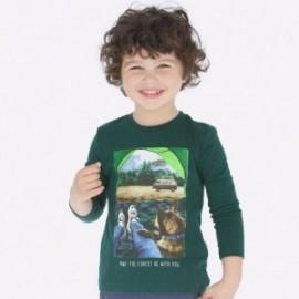 Tričko s dlouhým rukávem chlapce Mayoral 4031-48
