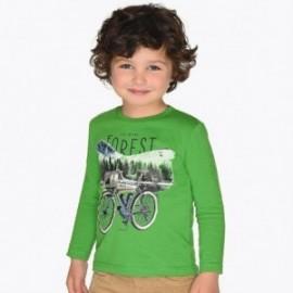 Tričko s dlouhým rukávem chlapce Mayoral 4032-36