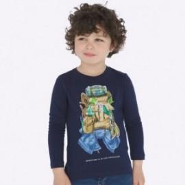 Košile s dlouhým rukávem chlapec Mayoral 4034-93