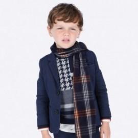 Elegantní bunda ve vzorcích pro chlapce Mayoral 4436-7
