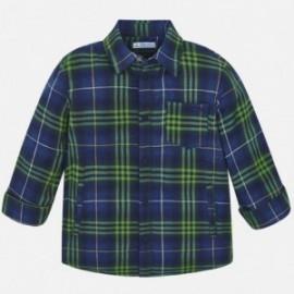 Košile sportovní kostkovaný Mayoral 4117-84