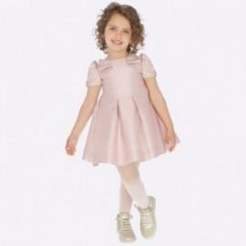 Elegantní šaty s lesklou dívčí Mayoral 4919-40