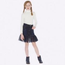 Džínové sukně pro dívku Mayoral 7910-66