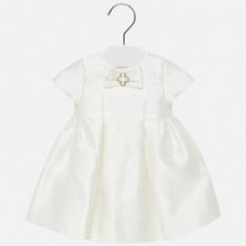 Žakárové šaty elegantní dívčí Mayoral 2908-87