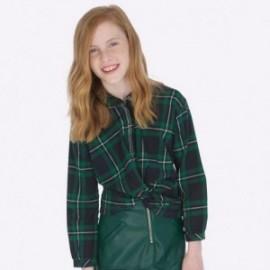 Halenka košile v pléd holčičí Mayoral 7106-52