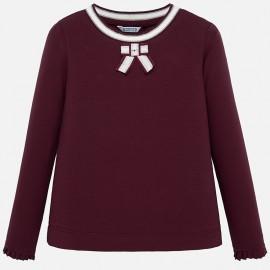 Košile s dlouhým rukávem pro dívky Mayoral 7007-94