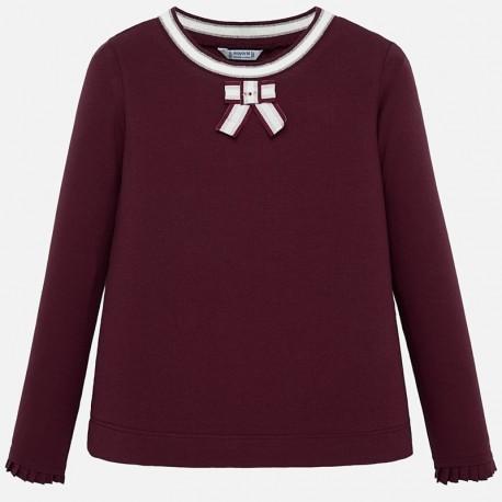 Koszulka z długim rękawem dla dziewczynki Mayoral 7007-94