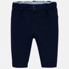 Kalhoty dlouhé elegantní s tečkami pro chlapce Mayoral 2516-89