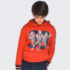 Klokan halenka chlapec s kapucí Mayoral 7431-51