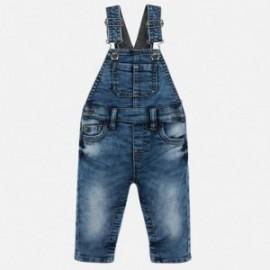 Zahradník z měkkých džíny chlapci Mayoral 2624-5