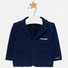 Bunda bavlna elegantní pro chlapce Mayoral 2414-58 Granát