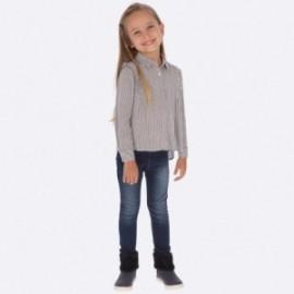 Kalhoty džíny dívky Mayoral 577-86 Basic