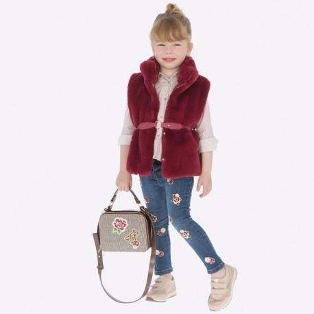Dlouhé džíny pro dívky Mayoral 4505-72 Basic