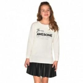 Saty každodenní trikot dívčí Mayoral 7941-50 černý