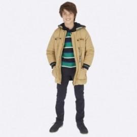 Kalhoty dlouho s welt pro chlapce Mayoral 7508-69 Námořnický
