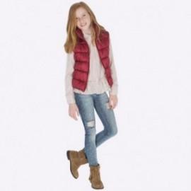 Kalhoty dlouhé džíny pro dívku Mayoral 7503-45 Bystrý