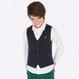 Elegantní vesta pro chlapce Mayoral 7314-30 granát