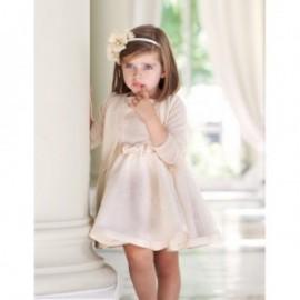 Elegantní krajkové šaty pro dívky Abel & Lula 5002-3 Ivory