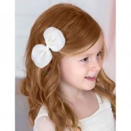 Sponka na vlasy pro dívku Abel & Lula 5410-66 krém