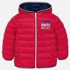 Mayoral 3436-94 Lehká bunda prošívaná chlapcova červená