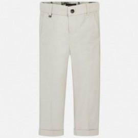 Mayoral 3514-71 Chlapecké kalhoty šedé