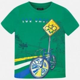 Mayoral 6043-84 Chlapecké zelené tričko
