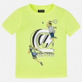Mayoral 6051-76 Pánské tričko vápno