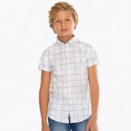 Mayoral 6127-58 Chlapecké tričko bílá