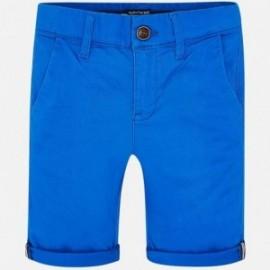 Mayoral 242-21 Chlapecké kraťasy Bermudy modré