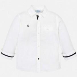 Mayoral 3142-68 Košile d/y chlapci bílá