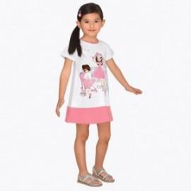 Mayoral 3945-76 Neformální oblečení pro dívky růžový