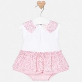 Mayoral 1803-89 Pajacyk sukně pro dívky Růžová barva