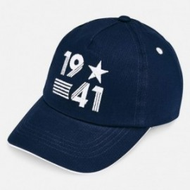 Mayoral 10583-56 Cap chlapci granát