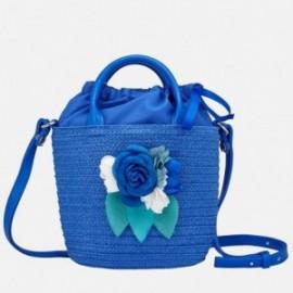 Mayoral 10600-14 Dívčí modrá kabelka pro děti