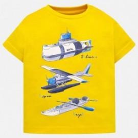 Mayoral 1029-11 Chlapecké tričko žlutý