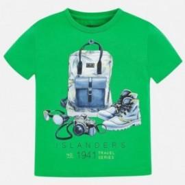 Mayoral 3026-89 Tričko chlapci zelená