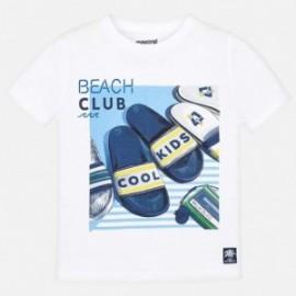 Mayoral 3034-82 Chlapecké tričko bílá