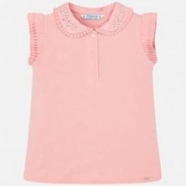 Mayoral 3101-40 Dívčí polokošile růžový