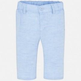 Mayoral 1510-35 Dlouhé kalhoty dítě modrý