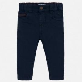 Elegantní kalhoty chlapci Mayoral 2538-63 granát